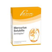 Mercurius solubilis Similiaplex Tabletten