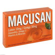 Macusan Tabletten