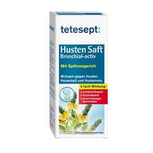 Tetesept Hustensaft Bronchial-activ