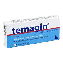 Temagin Paracetamol Plus Tabletten