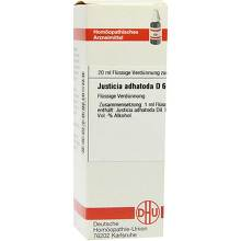 DHU Justicia adhatoda D 6 Dilution