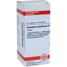 DHU Vanadium metallicum D 6 Tabletten