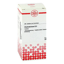 DHU Cholesterinum D 3 Tabletten
