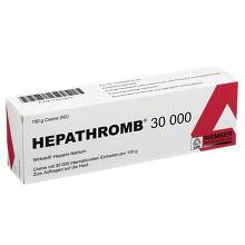 Hepathromb Creme 30.000 I.E.