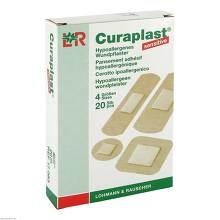 Curaplast Strips Sensitiv so