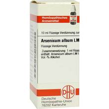 DHU LM Arsenicum album I Dilution