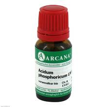 Acidum phosphoricum Arcana LM 6 Dilution