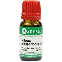 Acidum phosphoricum Arcana LM 18 Dilution
