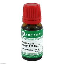 Arsenicum album Arcana LM 18 Dilution