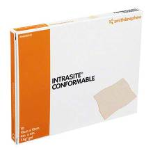 Intrasite Conformable Gelkompr.10x10cm