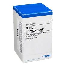 Sulfur comp.Heel Tabletten