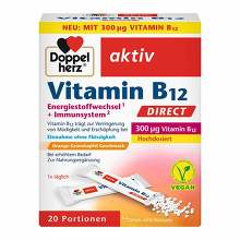 Doppelherz Vitamin B12 Direct Pellets