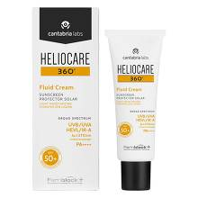 Heliocare 360 Fluid Cream SPF 50 +