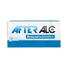 Afteralc Brausetabletten