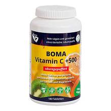 Säuregepuffertes Vitamin C + 500 Tabletten