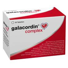 Galacordin complex Tabletten