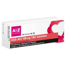 ASS AbZ 100 mg TAH Tabletten