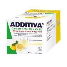 Additiva Calcium + D3 + K2 Granulat