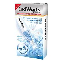 Endwarts Freeze Spray