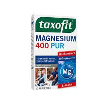 Taxofit Magnesium 400 Pur Tabletten