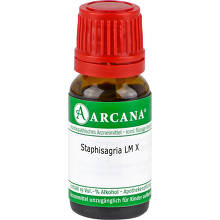 Staphisagria LM 10 Dilution