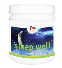 For You sleep well Drink Joghurt-Kirsche Pulver
