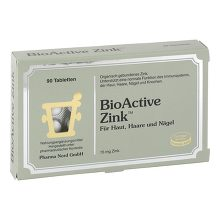 Bioactive Zink Tabletten
