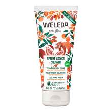 Weleda Nature Cocoon Shower verwöhnende Tonka Limited Edition