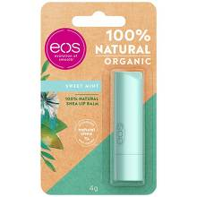 Eos Organic Lip Balm sweet mint Stick