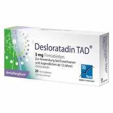 Erfahrungen desloratadin Desloratadin 5