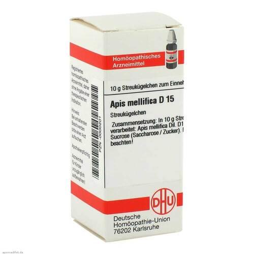 DHU Apis mellifica D 15 Globuli