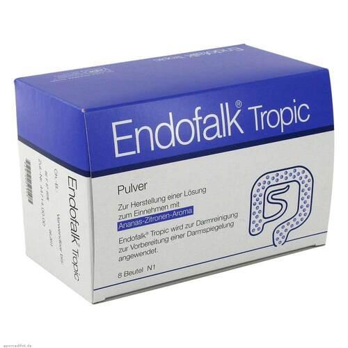 Endofalk Tropic Pulver Beutel