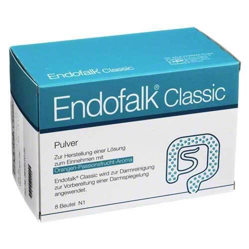 Endofalk Classic Pulver Beutel