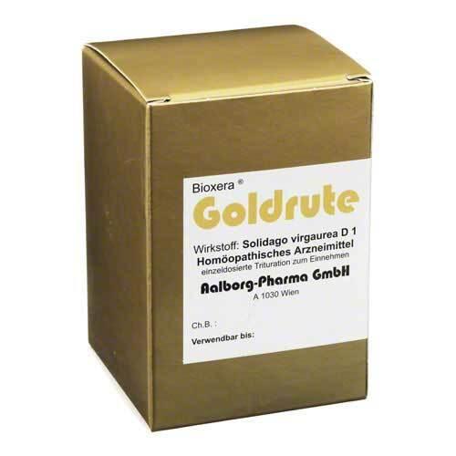 Goldrute Bioxera Kapseln