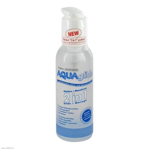 Aquaglide 2in1 Gleit- und Massagemittel
