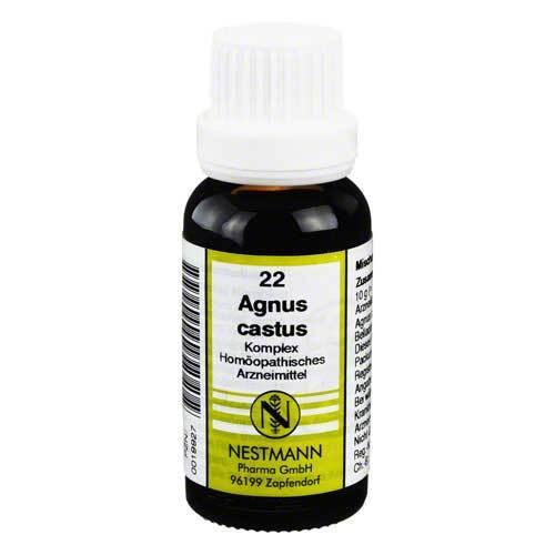 Agnus castus Komplex Nr. 22 Dilution