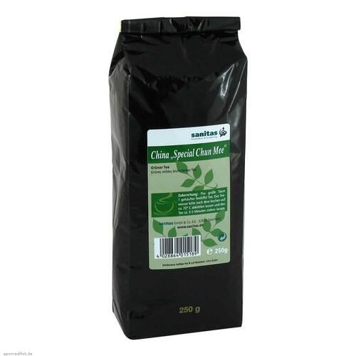 Grüner Tee China special Chun Mee