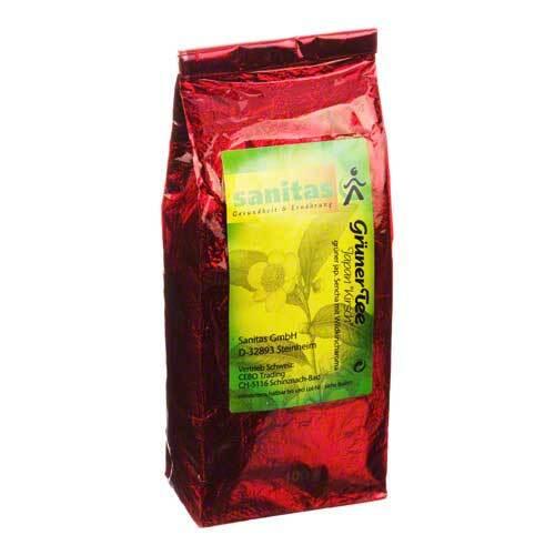 Grüner Tee Japan Kirsch