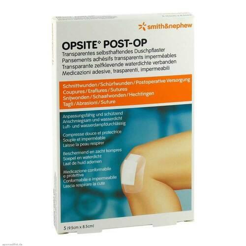 Opsite Post OP 9,5x8,5cm Ver