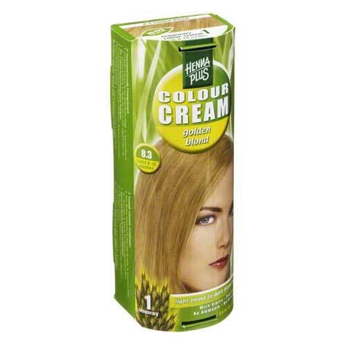 Hennaplus Colour Cream Golde