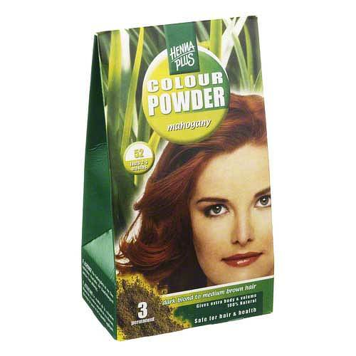 Hennaplus Colour Powder Maha
