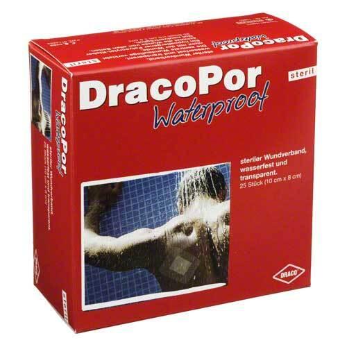Dracopor waterproof Wundverb