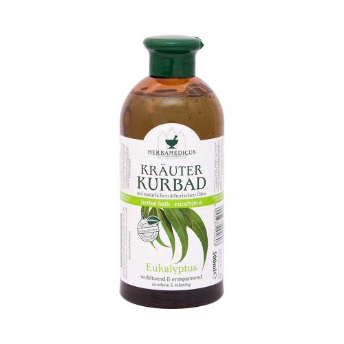 Eukalyptus Kräuter Kurbad Herbamedicus