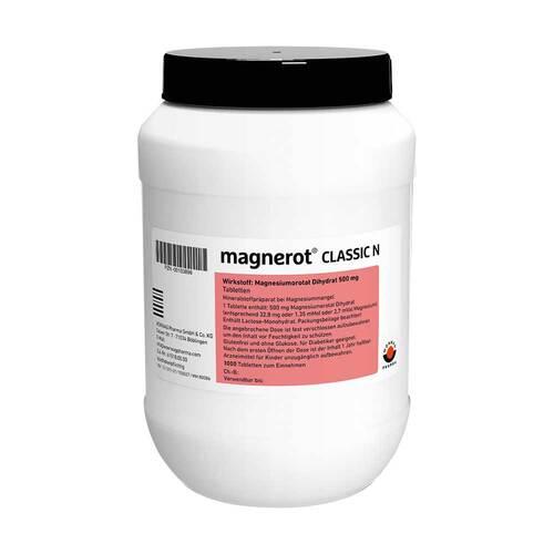 Magnerot Classic N Tabletten – 1000 St
