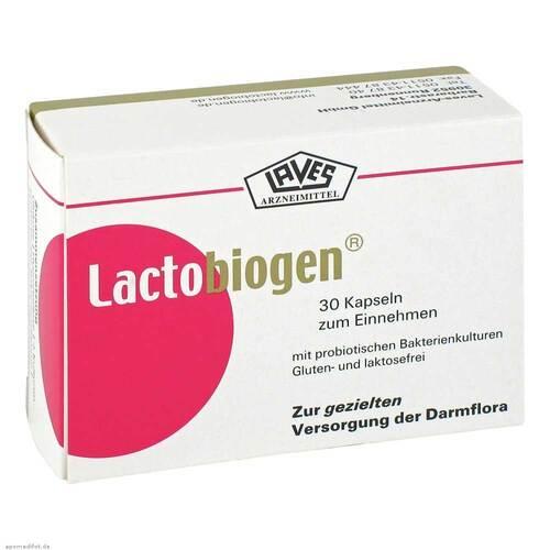 Lactobiogen Kapseln