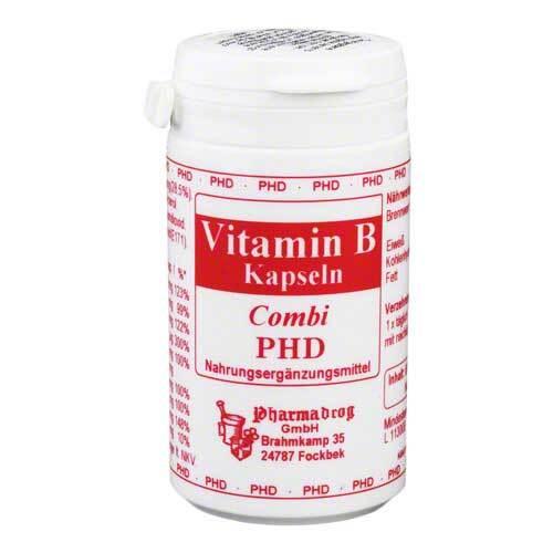 Vitamin B Combi Kapseln