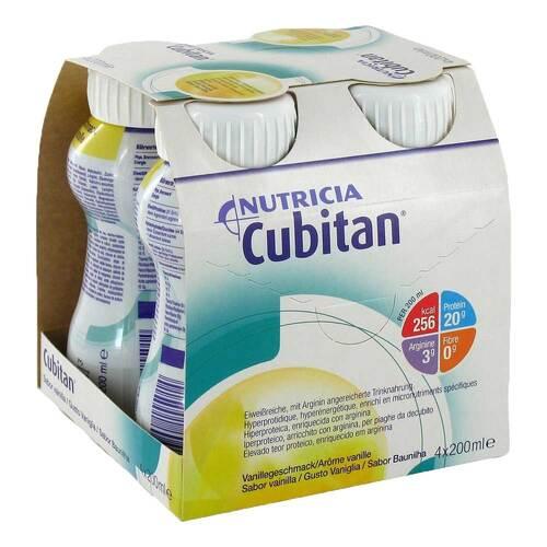Cubitan Vanillegeschmack Tri