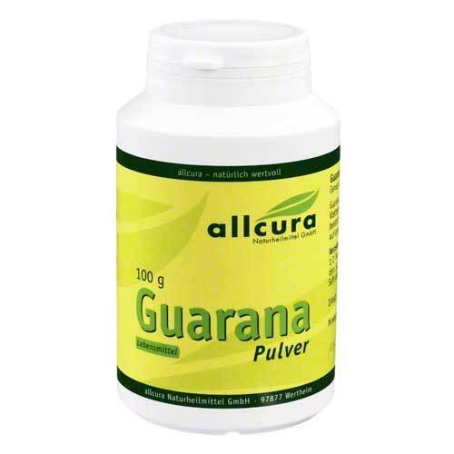 Guarana Pulver