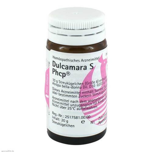 Dulcamara S Phcp Globuli