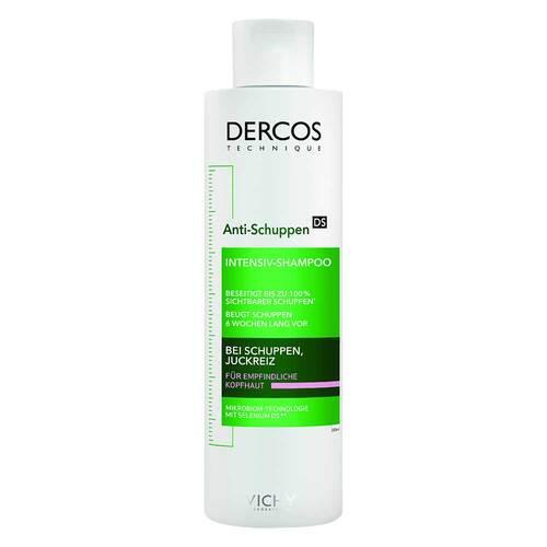 Vichy Dercos Anti-Schuppen Sensitive Pflegeshampoo bei empfindlicher Kopfhaut